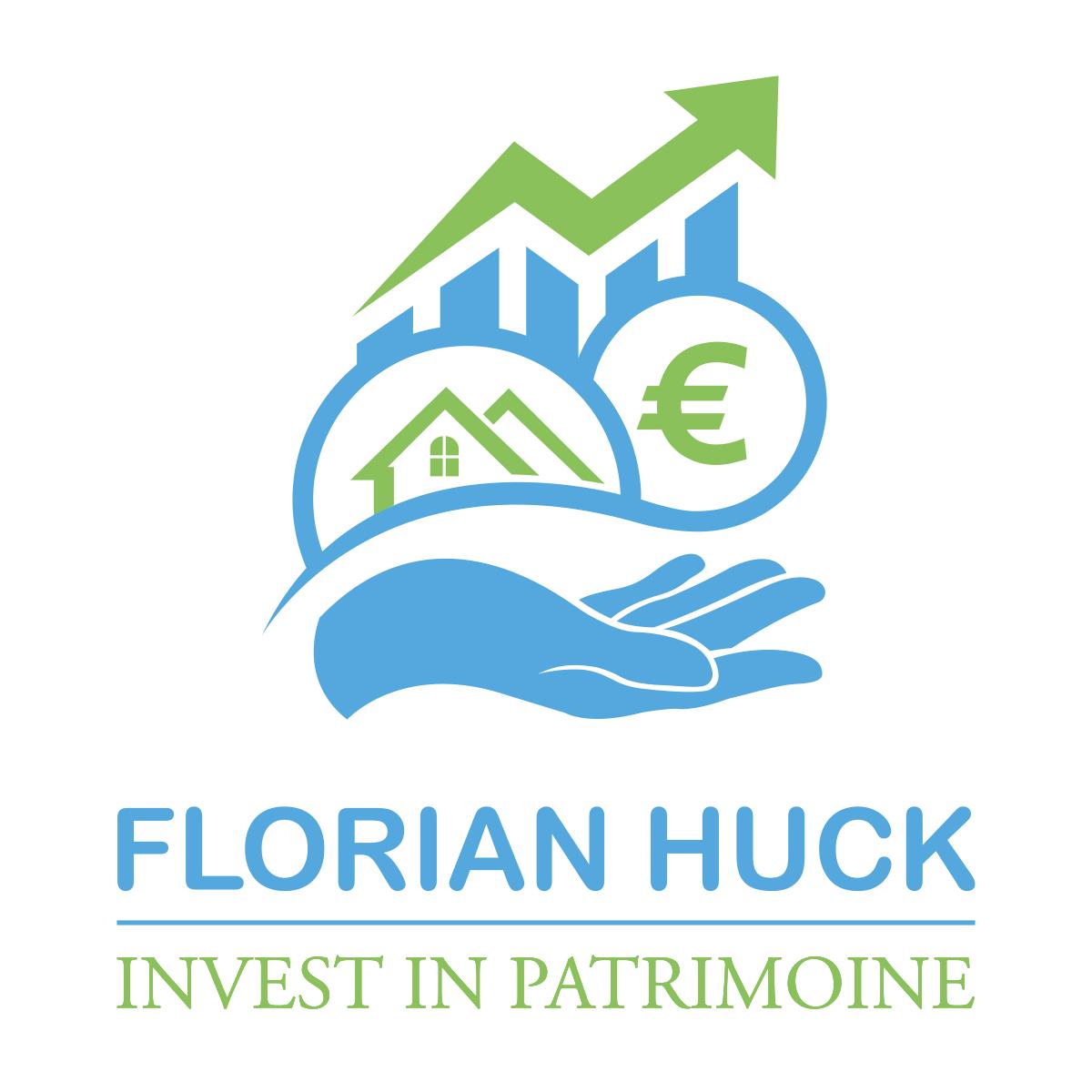 version integrale du logo pour un conseiller en patrimoine immobilier