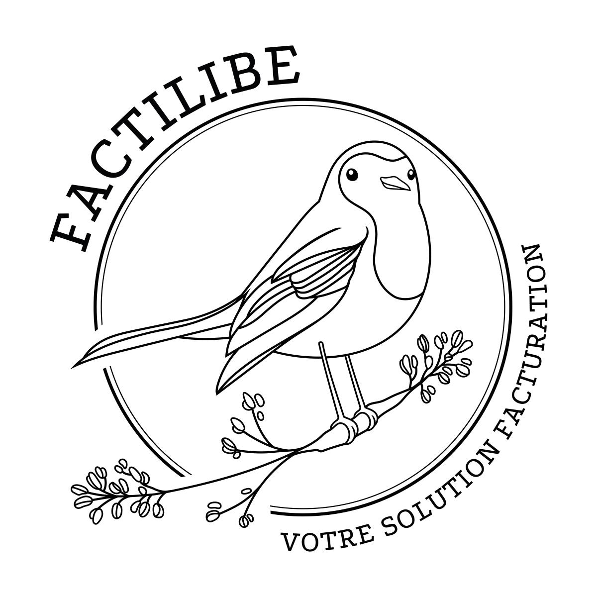 logo pour une entreprise experte en facturation