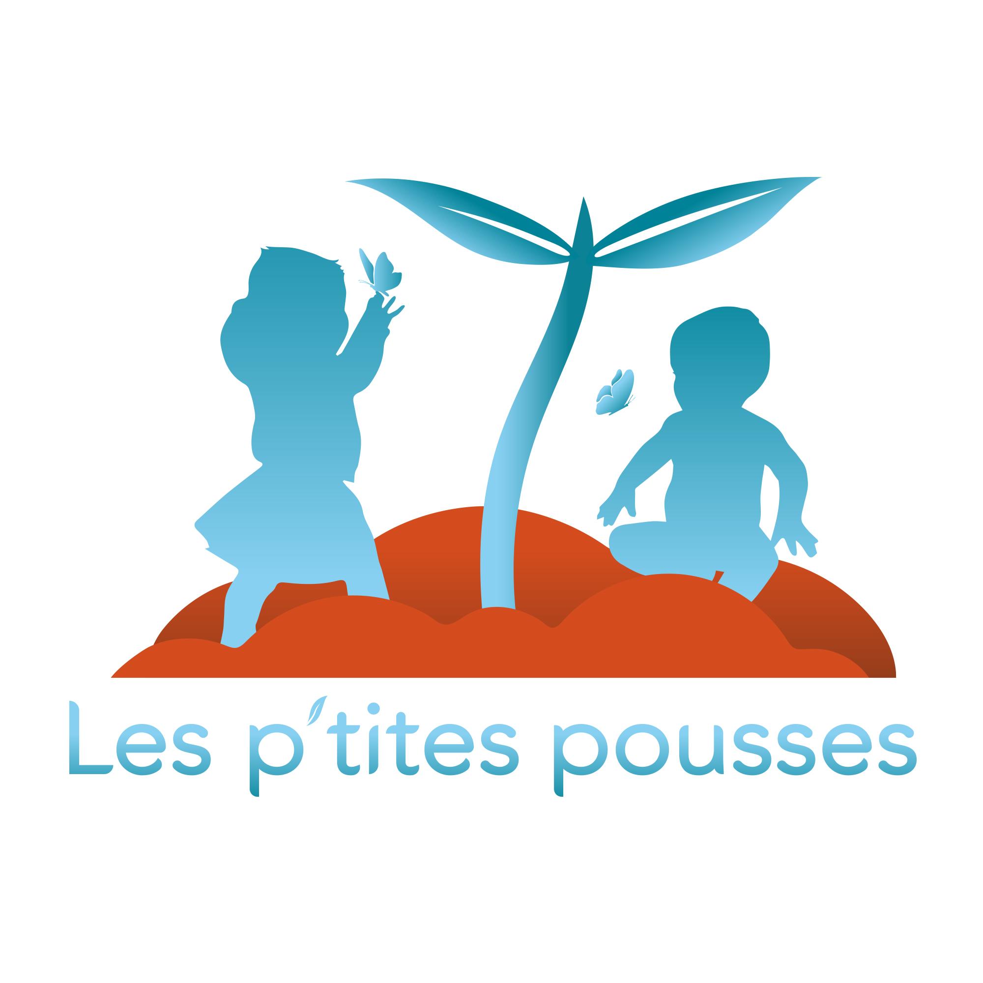 logo pour une micro-creche pour enfants avec handicap
